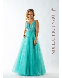 Jora Collection - L13039 - Teal